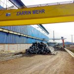 25 Tons Semi-Gantry Cranes