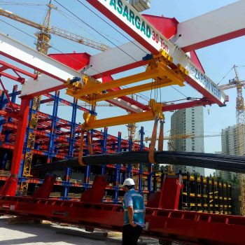 32 Tons Gantry Crane