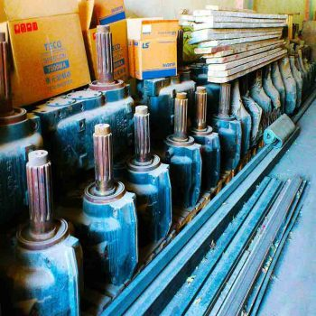 Spare part ware house
