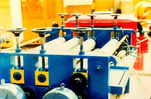 دستگاه نورد شرکت فولاد ساخت جنوب