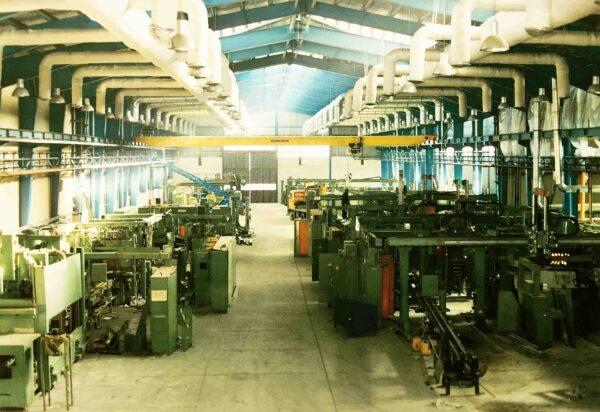 جرثقیل سقفی ۳٫۲ تن شرکت توسعه و عمران شهرستان نائین