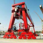 100 Tons Gantry Cranes