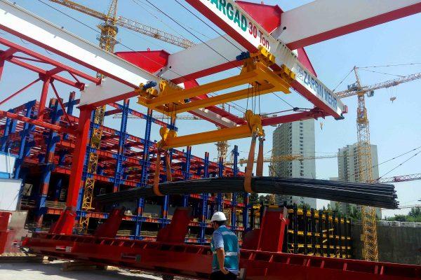 32 Tons Gantry Crane